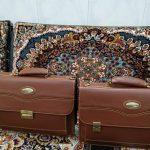 کیف اداری به علت خروج از استان