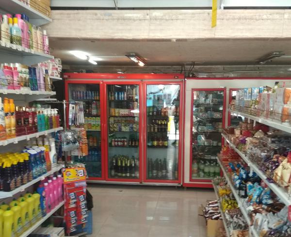فروش تمام اجناس سوپر مارکت